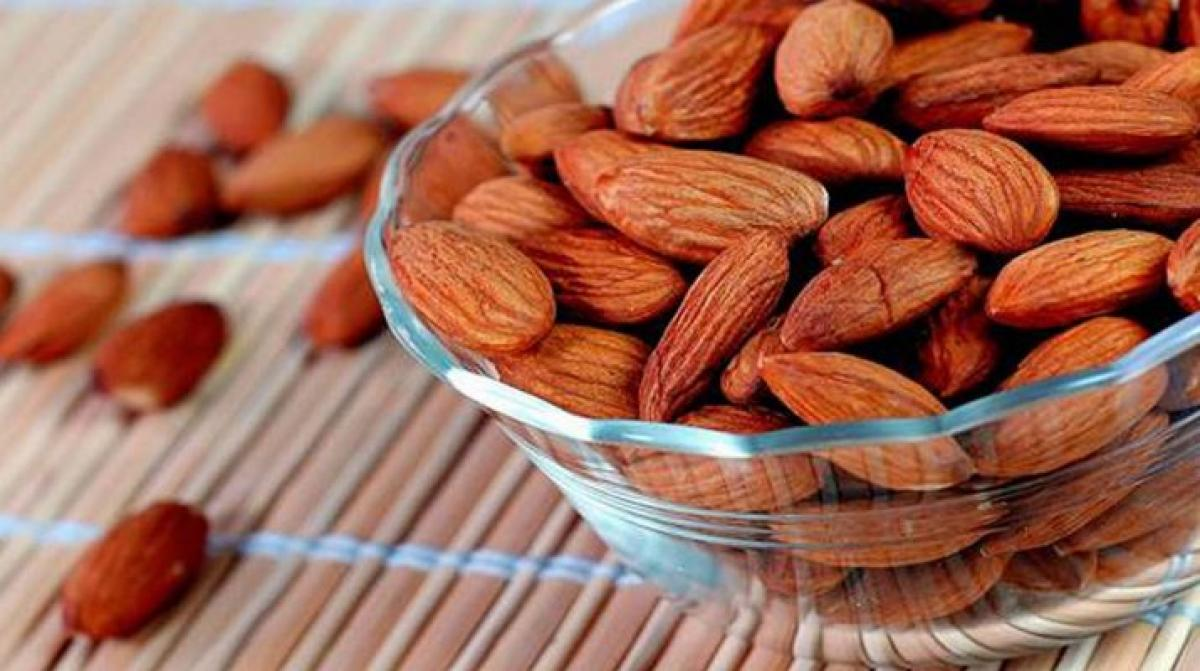 A handful of almonds daily may boost your good cholesterol