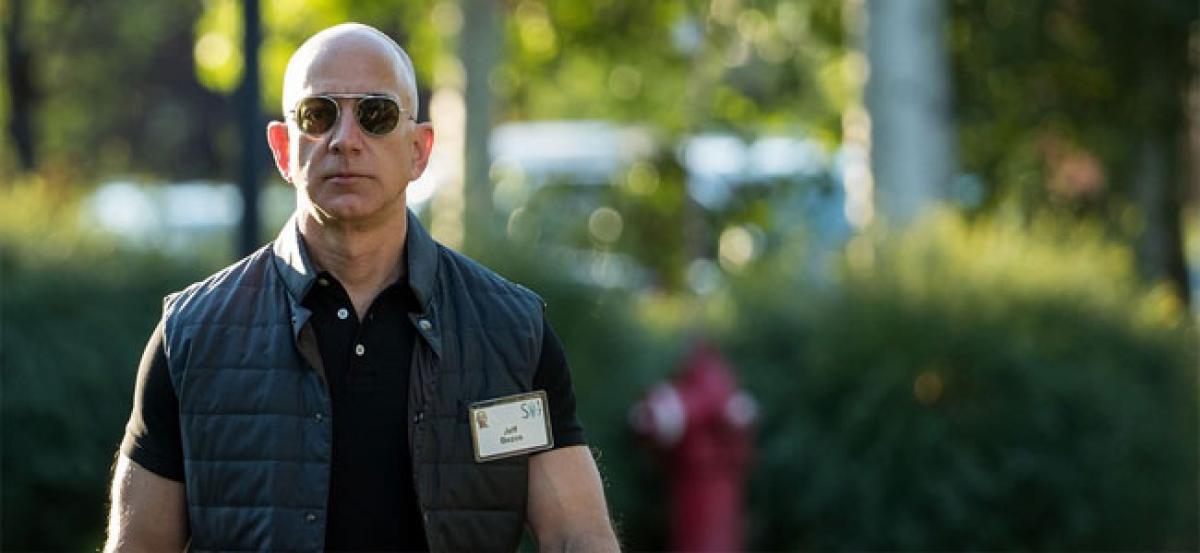 Jeff Bezos richest, first $100 billion mogul; India third in number of billionaires: Forbes