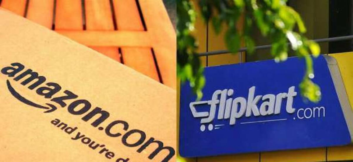 Amazon offers to buy 60% stake in Flipkart: Report