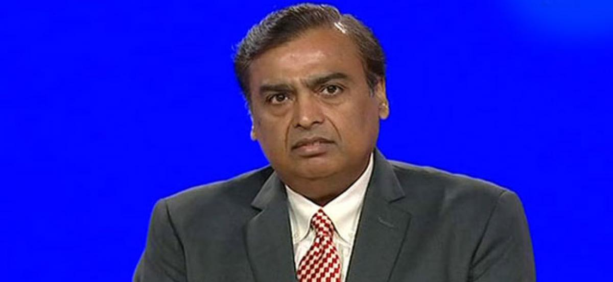 RIL becomes Indias largest tax payer in the private sector
