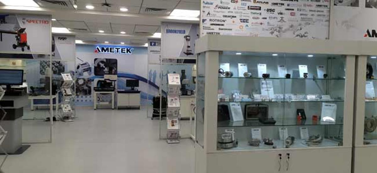 AMETEK India Opens State-of-the-Art Technology Solutions Centre in Bangalore with an investment of US$ 5.5 million