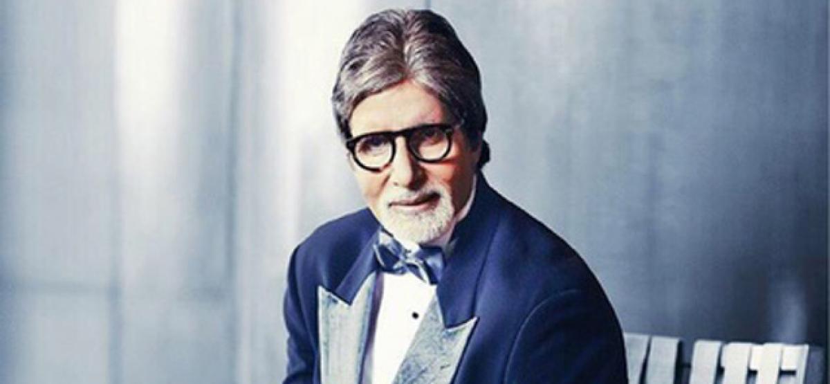 Person criticising you, cares the most: Big B