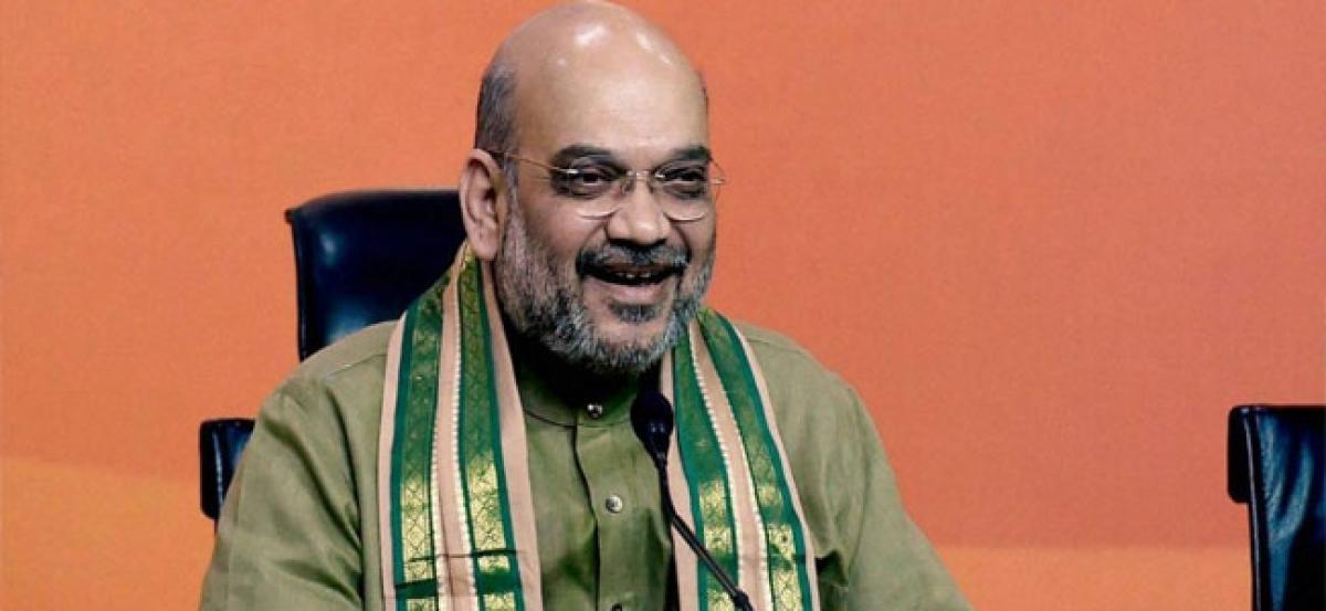 Amit Shah to visit Telangana on June 22