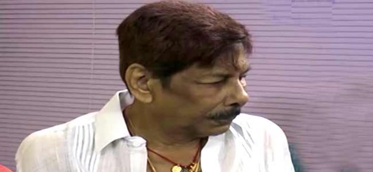 Anam Viveka hospitalised