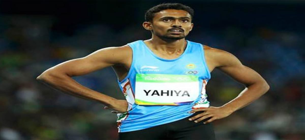 Comedy of errors at Asian Athletics Championships