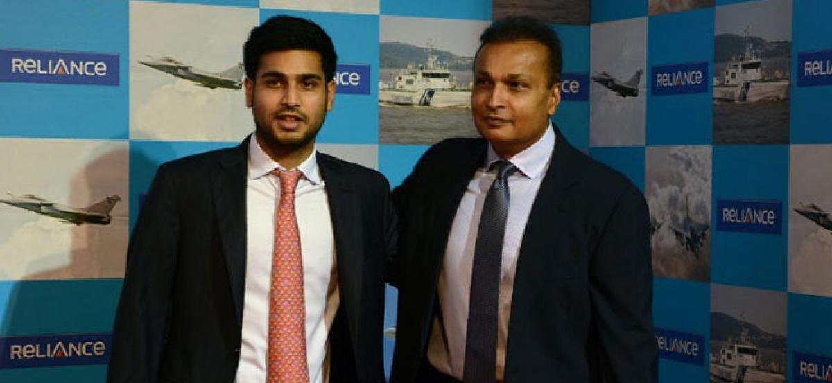 Anil Ambani's son Anmol on boards of 2 group companies