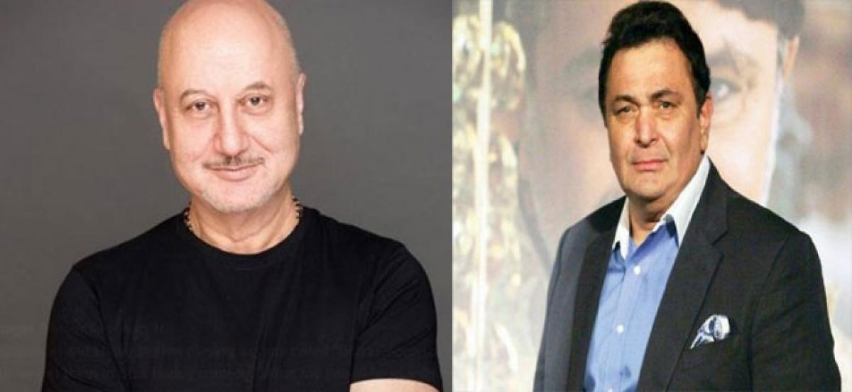 Pause in life is important, say Anupam, Rishi