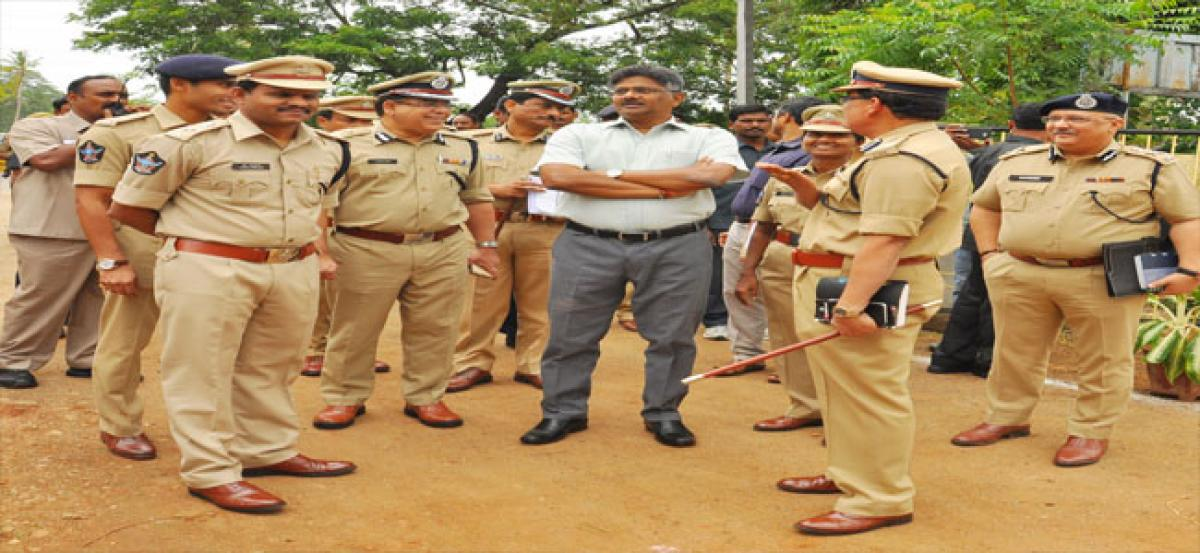 No permission, asserts Director General of Police