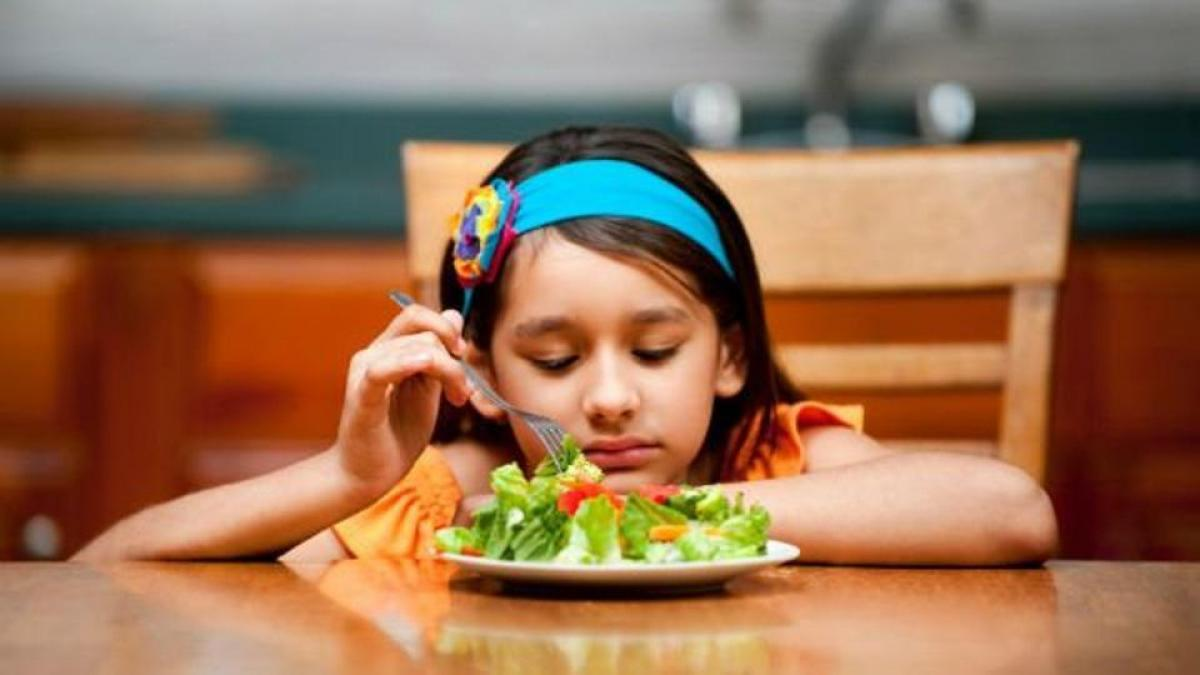 Childs anxiety may be linked to food allergy