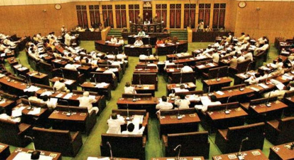 Assembly passes varsities, societies bills
