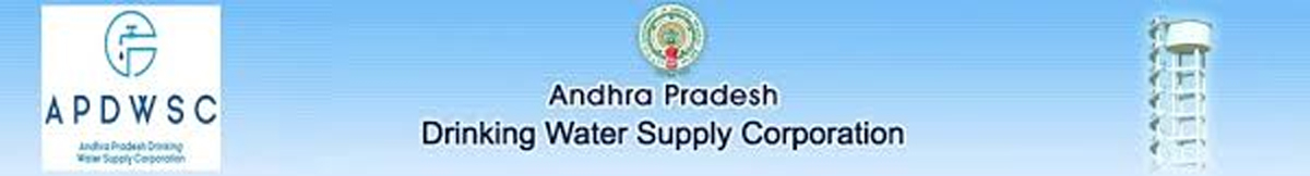 AP Drinking Water Supply Corporation to start drinking water schemes in 8 districts