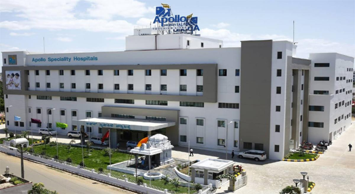 Apollo Hospital conducts complex kidney transplant