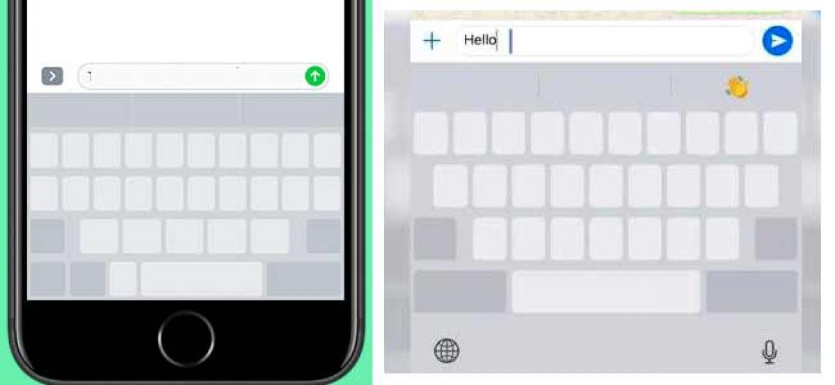 This hidden iPhone feature makes typing easier