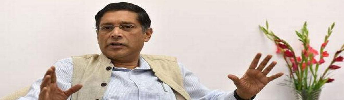 Back series GDP data: Former CEA Arvind Subramanian calls for review by experts to clear doubts
