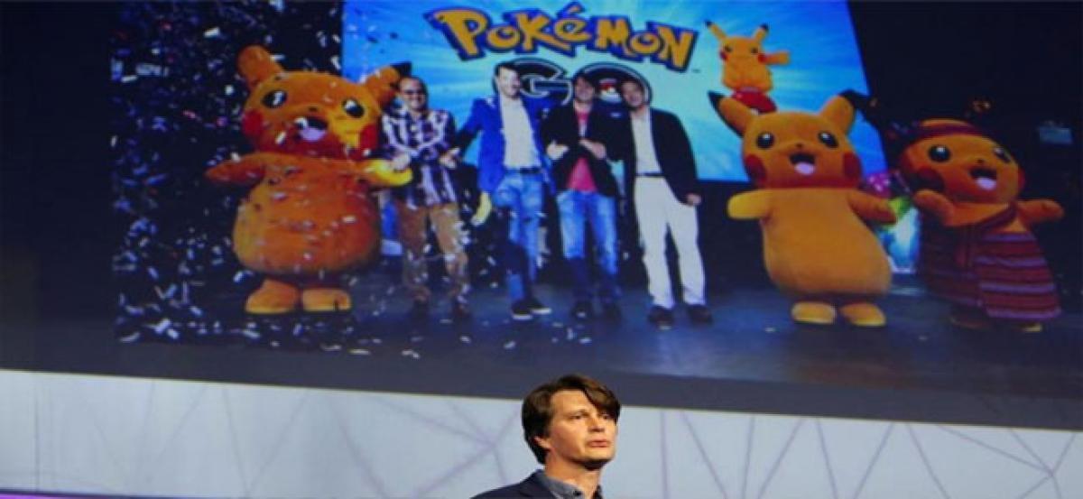 After Google, Pokémon Go maker Niantic plans to build AR Maps