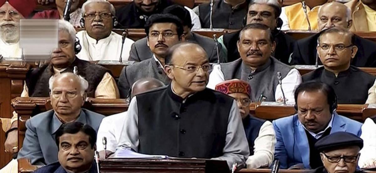 Union Budget 2018: Winners and losers