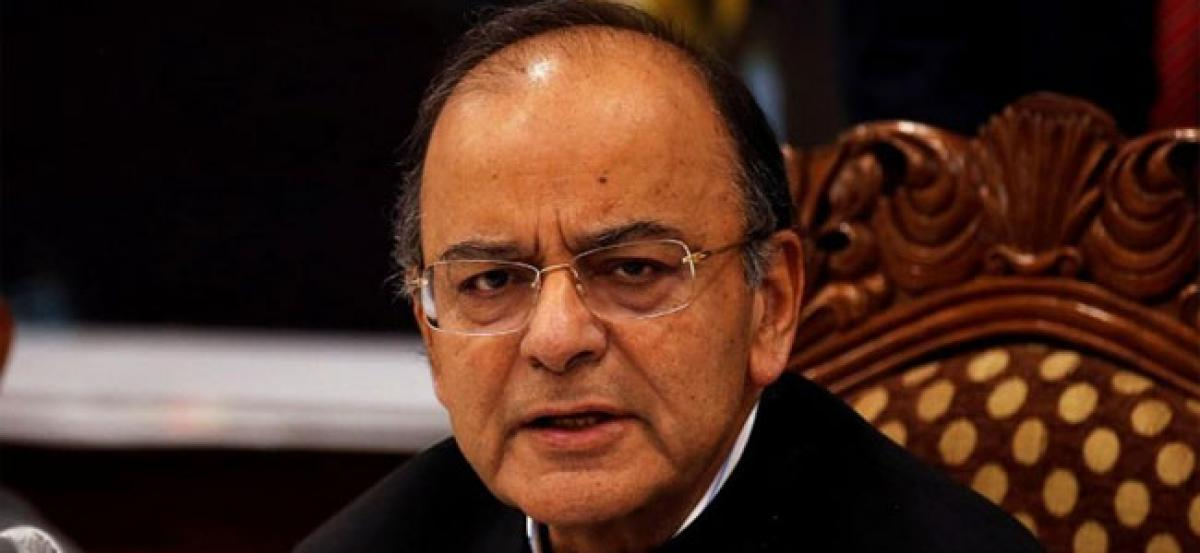 Central and state govts to hold 50% stake each in GST Network: Arun Jaitley