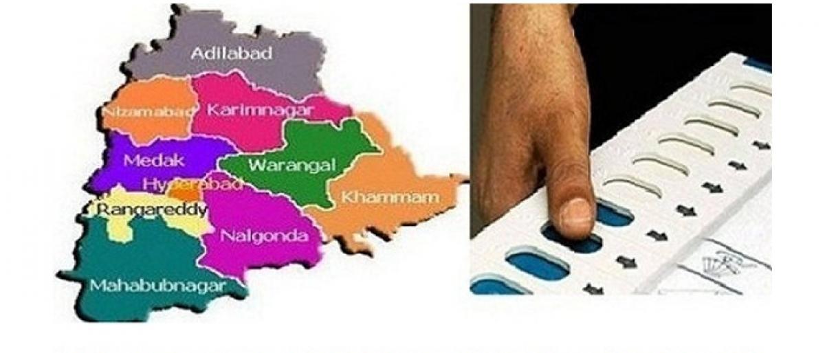 Telangana Assembly election battle starts tomorrow