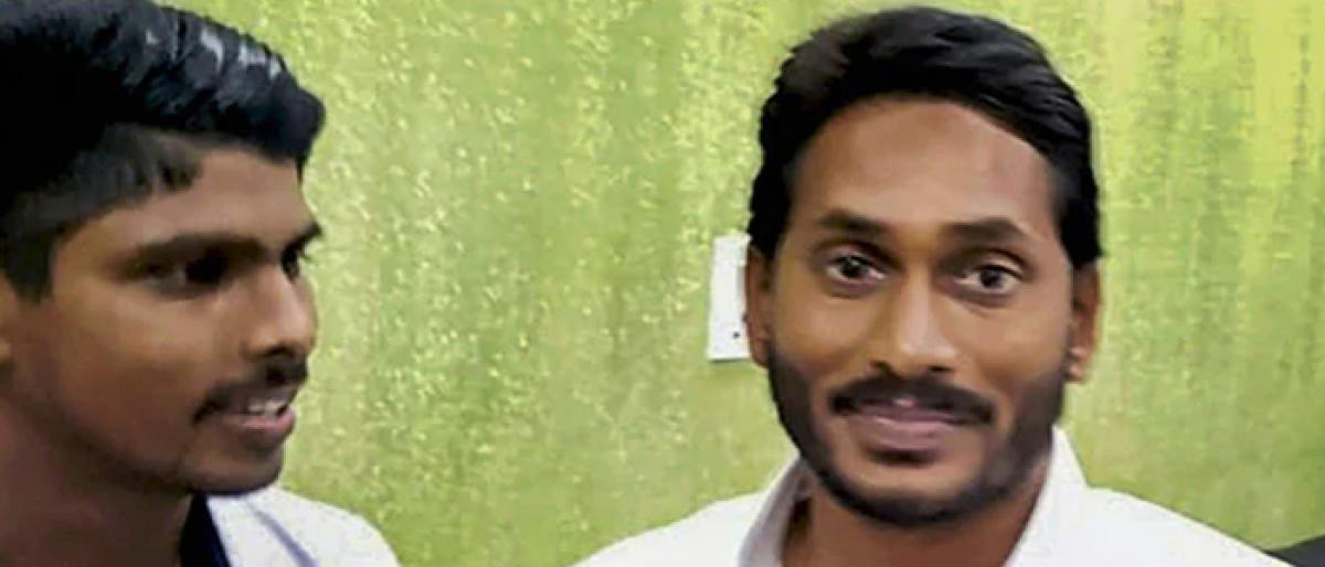 Attack On Jagan An Attempt To Murder Him, Says Report