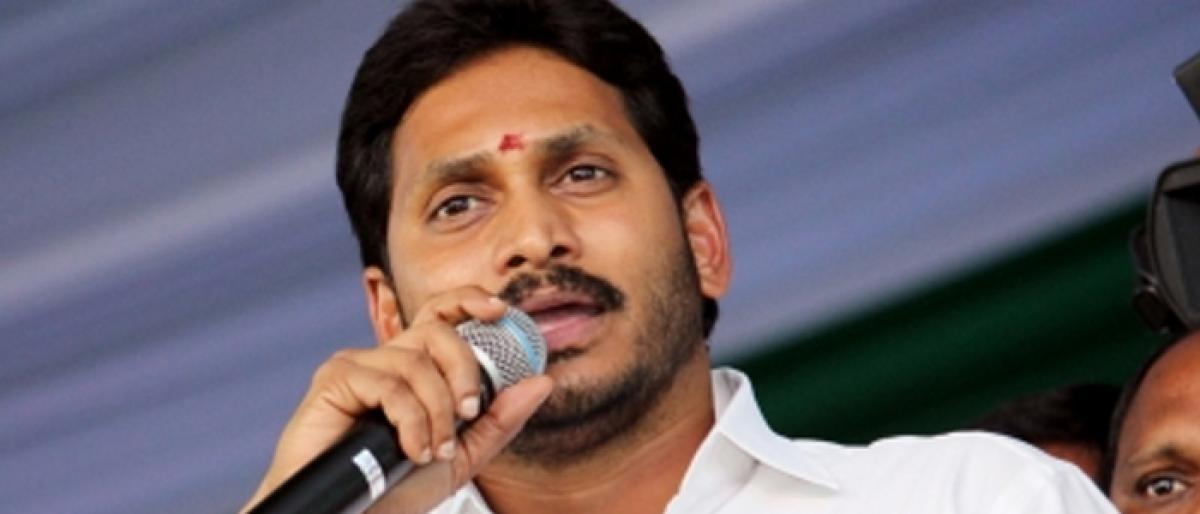 Cowardly acts will not dissuade me: Jagan