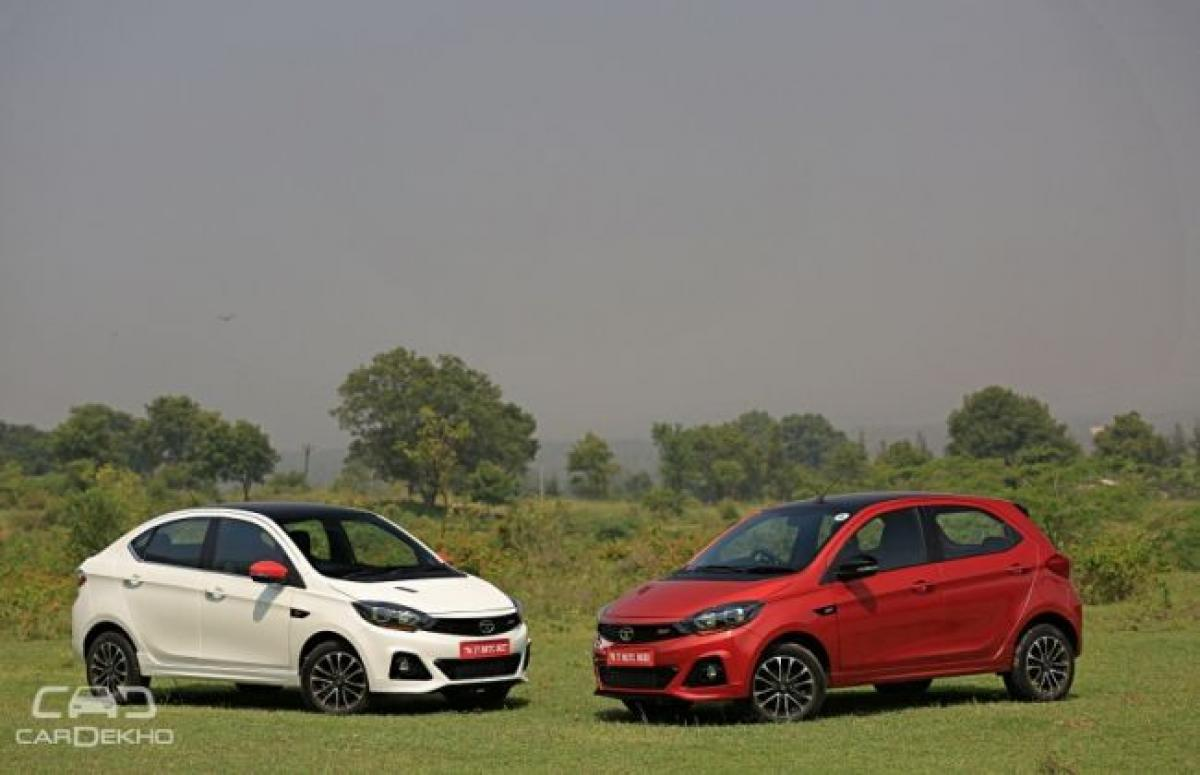 Tata Tiago JTP, Tigor JTP To Be Sold Via 28 Dealerships Initially