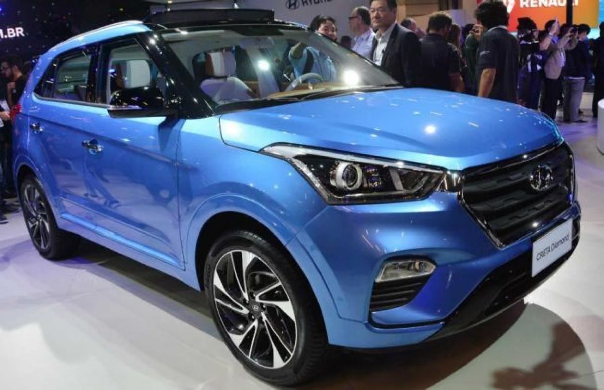 Hyundai Creta Diamond Concept Revealed, Gets Panoramic Sunroof