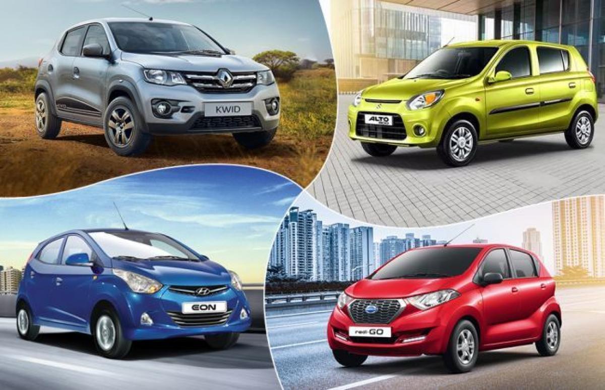 Cars In Demand: Maruti Alto, Renault Kwid Top Segment Sales In October 2018
