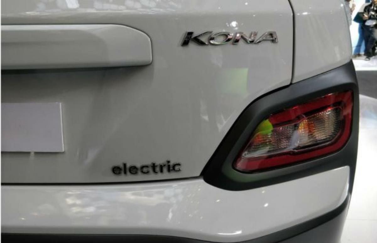 Hyundai Kona Electric Car: New Details Emerge