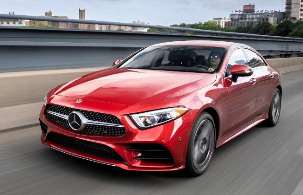 2018 Mercedes-Benz CLS Launched At Rs 84.7 Lakh