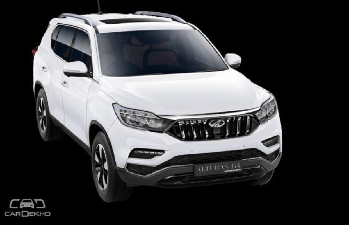 Mahindra Alturas G4 Features Revealed: 9 Airbags, 360 Degree Camera And More