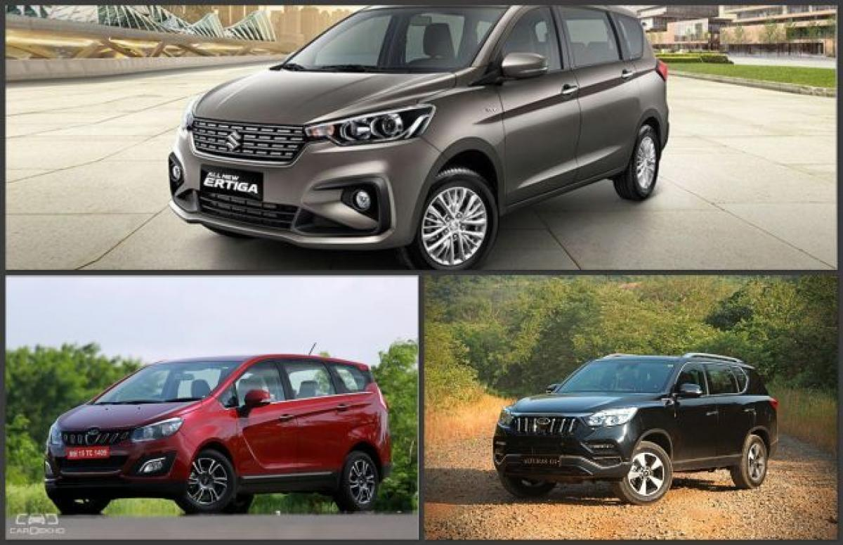 Weekly Wrap-up: New Maruti Ertiga Expected Prices, Mahindra Alturas G4 Details, Marazzo Price Hike & More