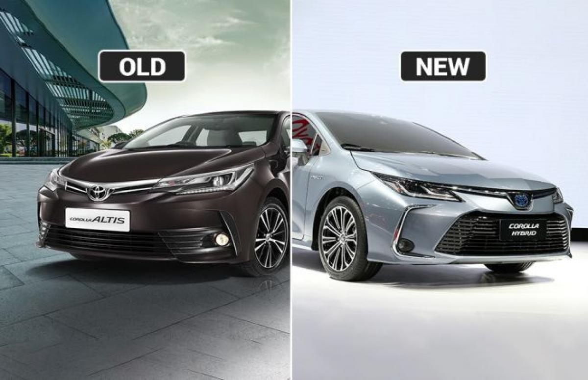 New Toyota Corolla vs India-spec Corolla Altis: Exterior & Interior Changes