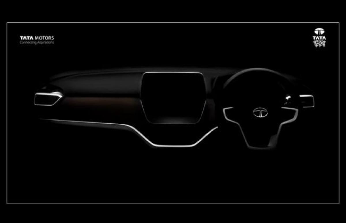 Tata Harrier Interior Teased In New Video