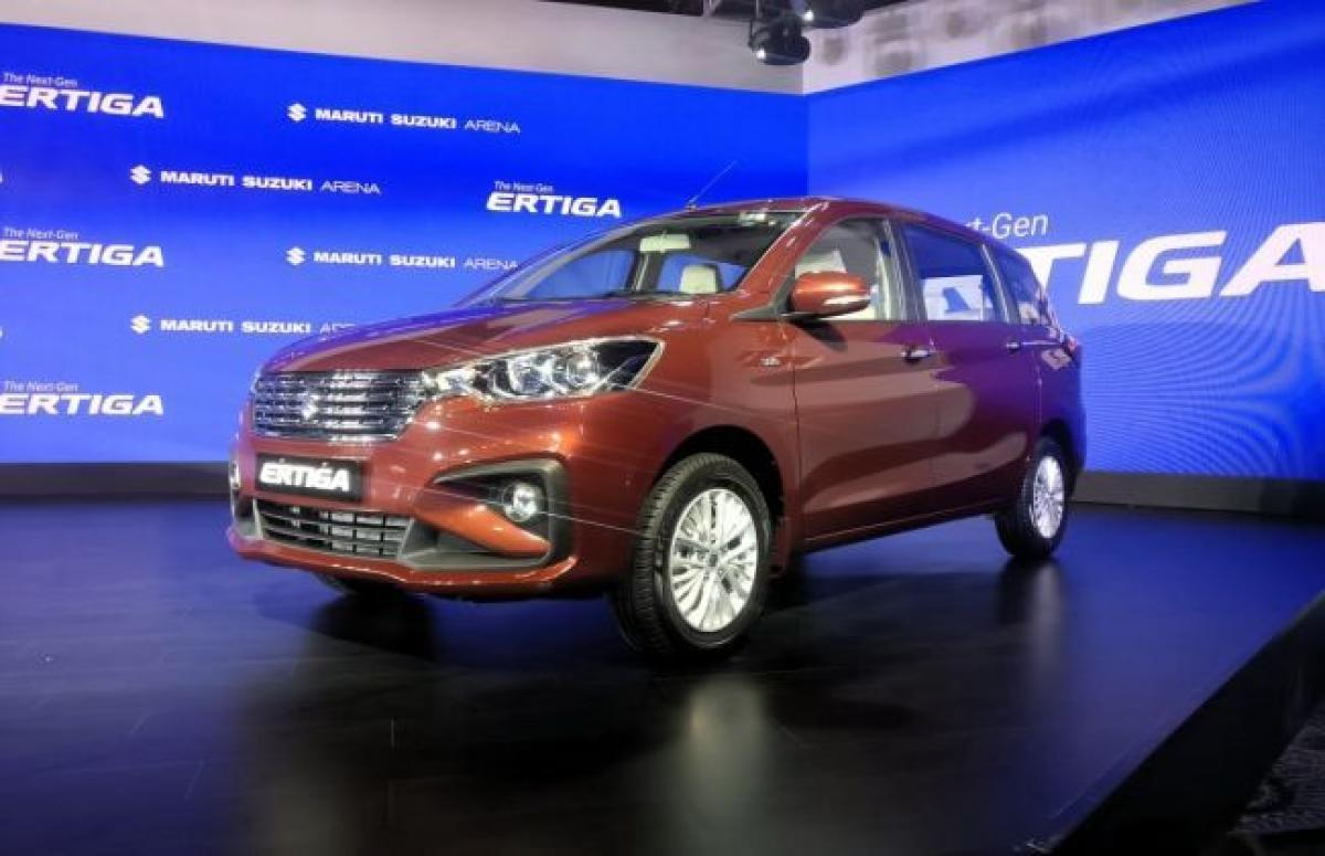 2018 Maruti Ertiga Variants Explained