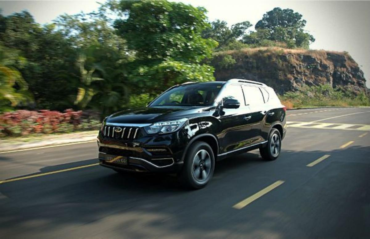 Mahindra Alturas G4 Launch Tomorrow; Will Rival Toyota Fortuner, Ford Endeavour