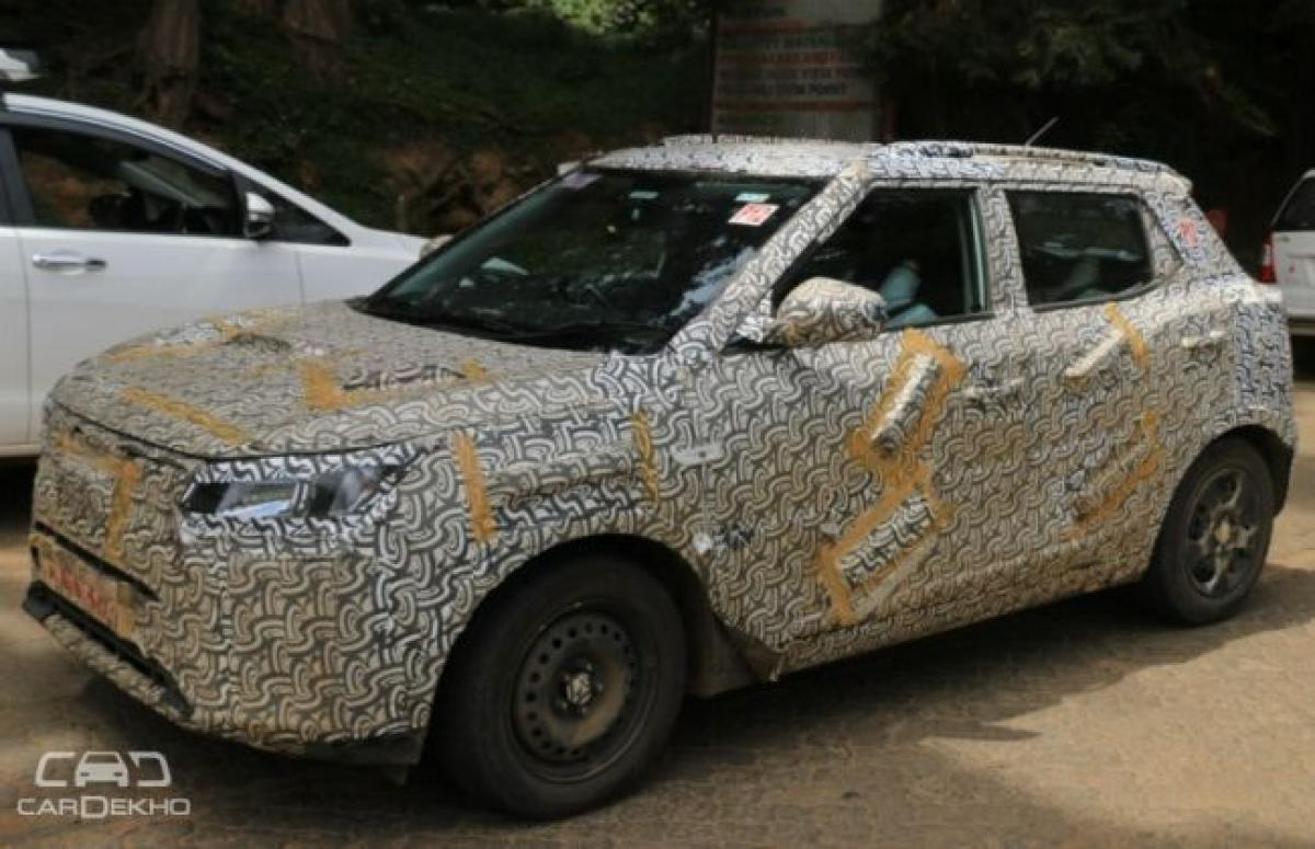 Confirmed: Mahindra S201 Launch By April 2019