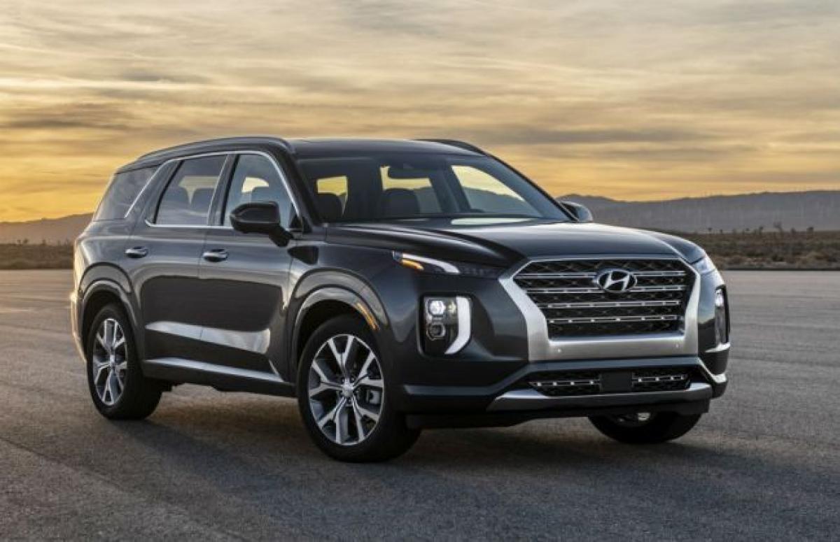 Hyundai Palisade 8-Seater SUV Unveiled At 2018 LA Motor Show