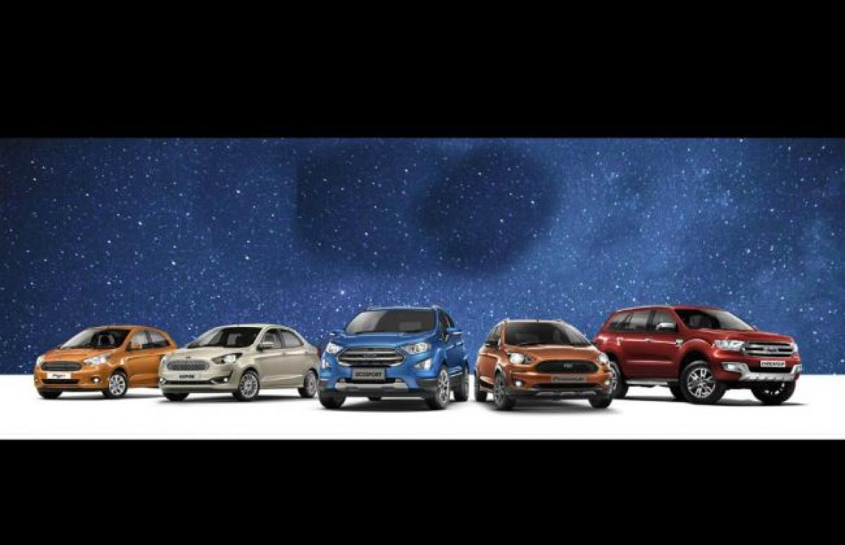 Buy A Ford During Midnight Sales Campaign; Win Figo, iPhone X & More