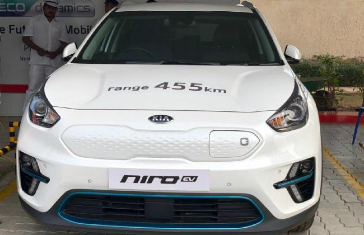 Kia Developing India-specific Electric Vehicle; Expected To Launch By 2022