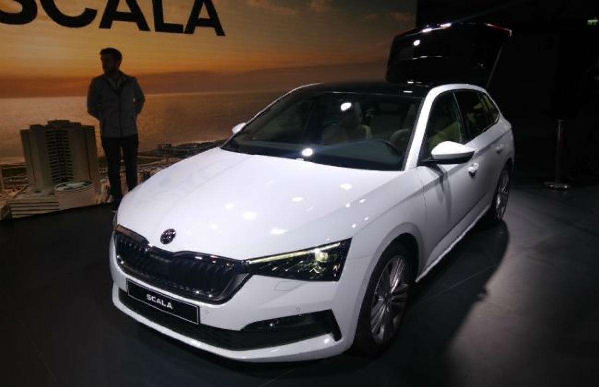 Skoda Scala: First Look