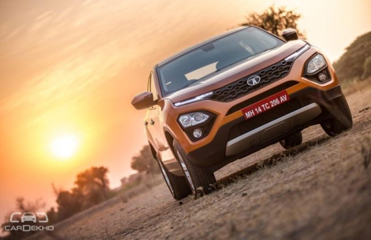 Tata Harrier To Launch On 23 January 2019