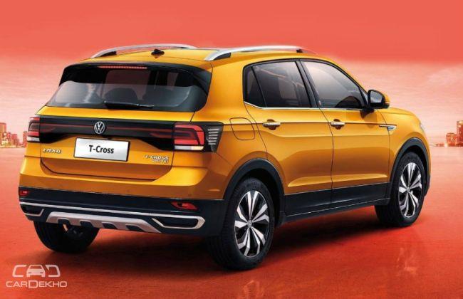 India-bound Volkswagen T-Cross Will Not Get A Hybrid Powertrain