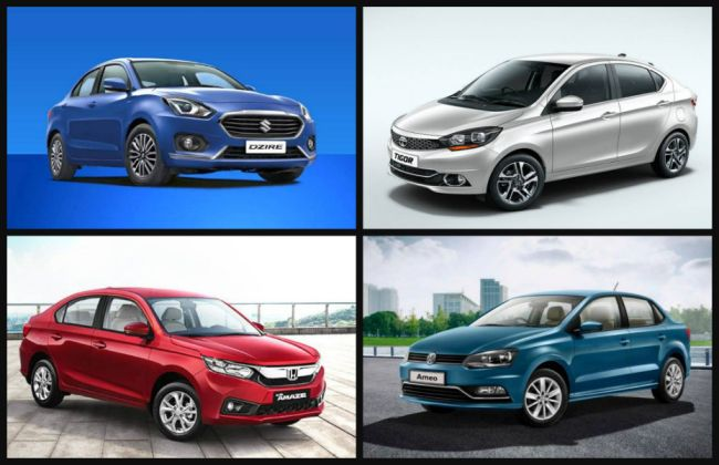 Cars In Demand: Maruti Dzire, Honda Amaze Top Segment Sales In December 2018
