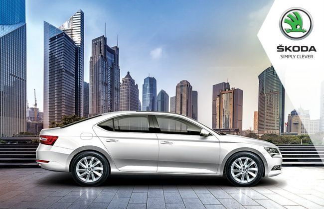 Skoda Superb Corporate Edition Launched At Rs 23.99 Lakh