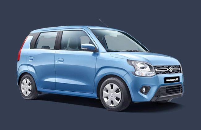 New Maruti Wagon R 2019 Accessories Revealed