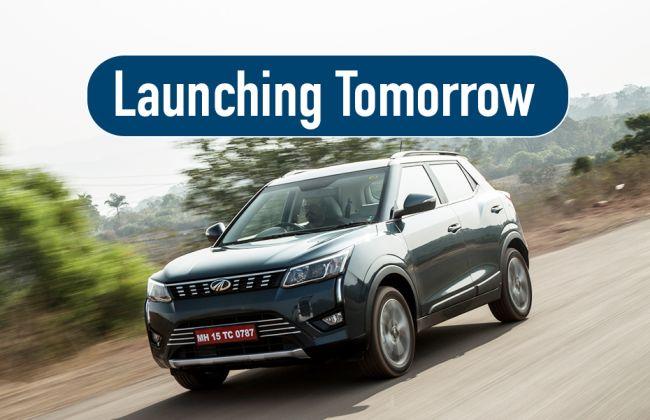 Mahindra XUV300 Launch Tomorrow