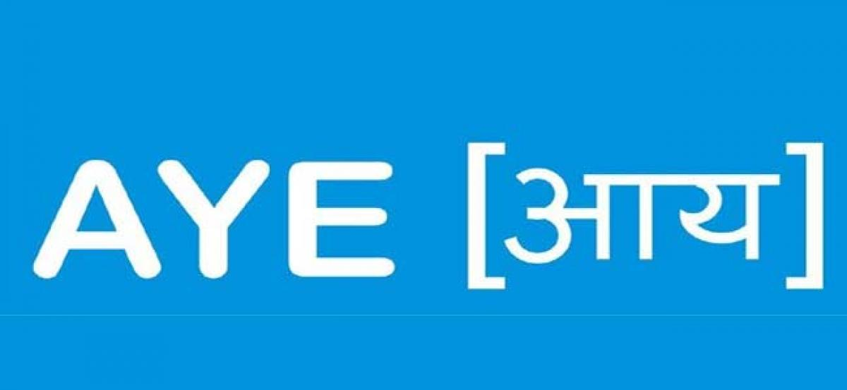 Aye Finance raises Rs.30 Cr to diversify its lending portfolio