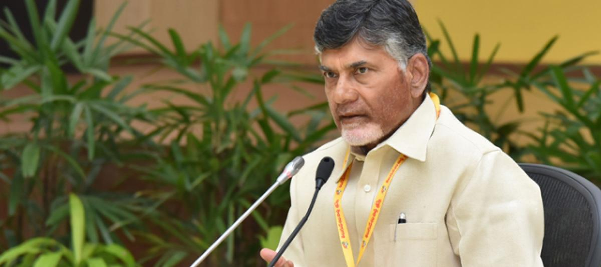 Chandrababu Naidu to support 33 % reservations for women