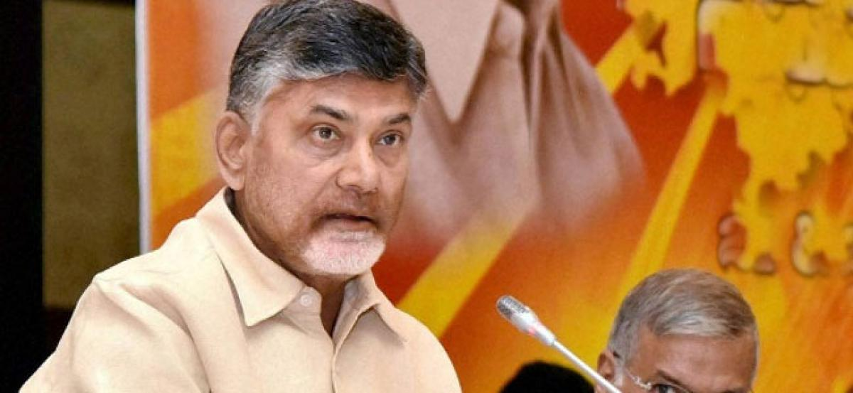 Naidu to give statement in Assembly on Anantapur clashes