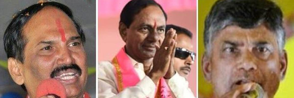 Telangana State poll verdict: Leaders on pins and needles